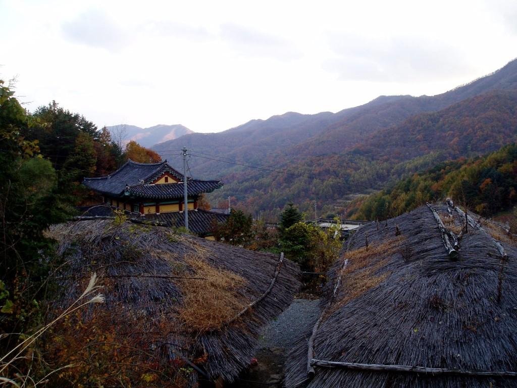 Cheonghak village