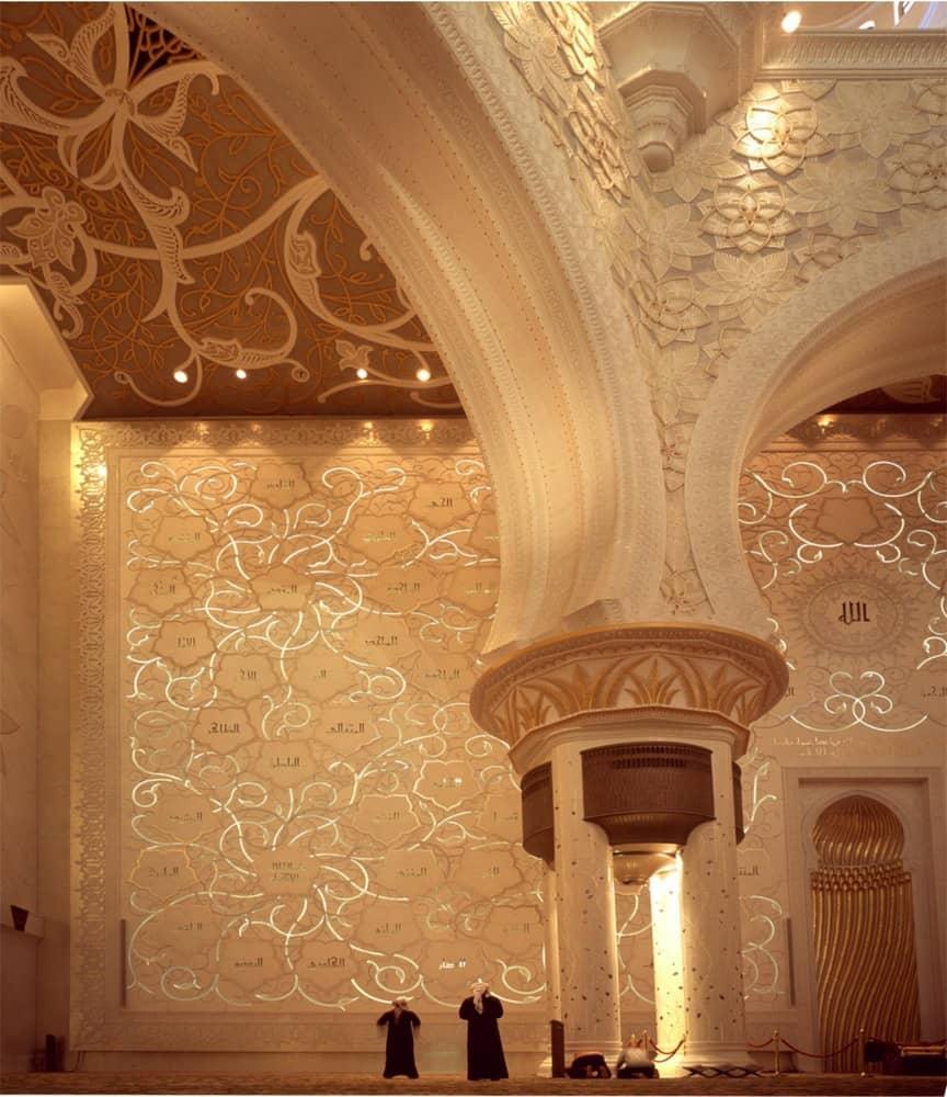 Sheikh Zayed Grand Mosque, photo: Phillip George