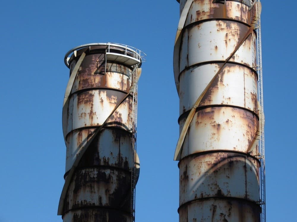 Adelaide chimney