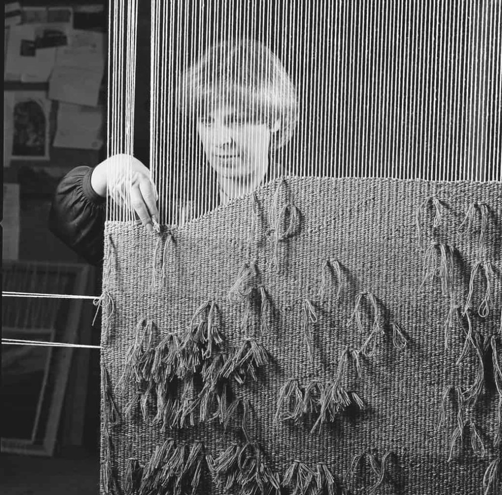 Winnie Pelz, 1979, photo by Grant Hancock