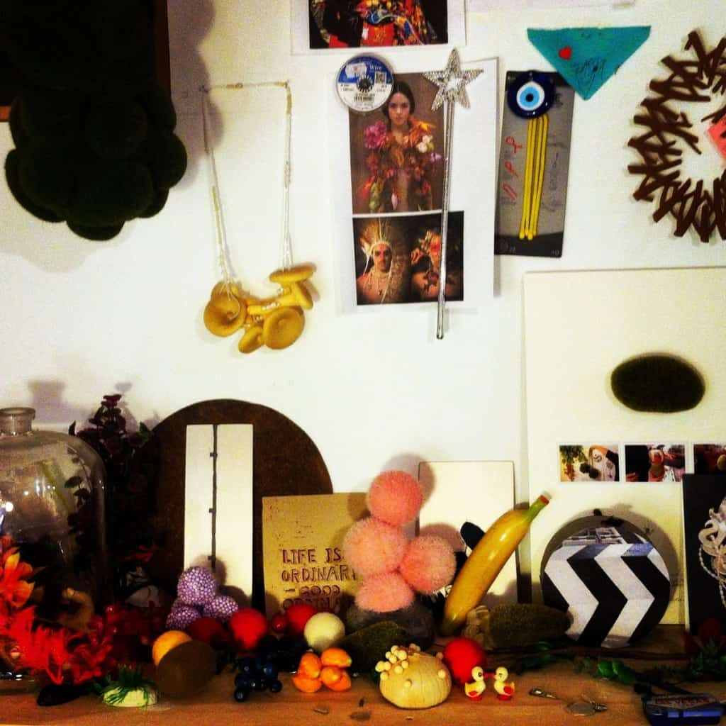 Lauren Simeoni's space