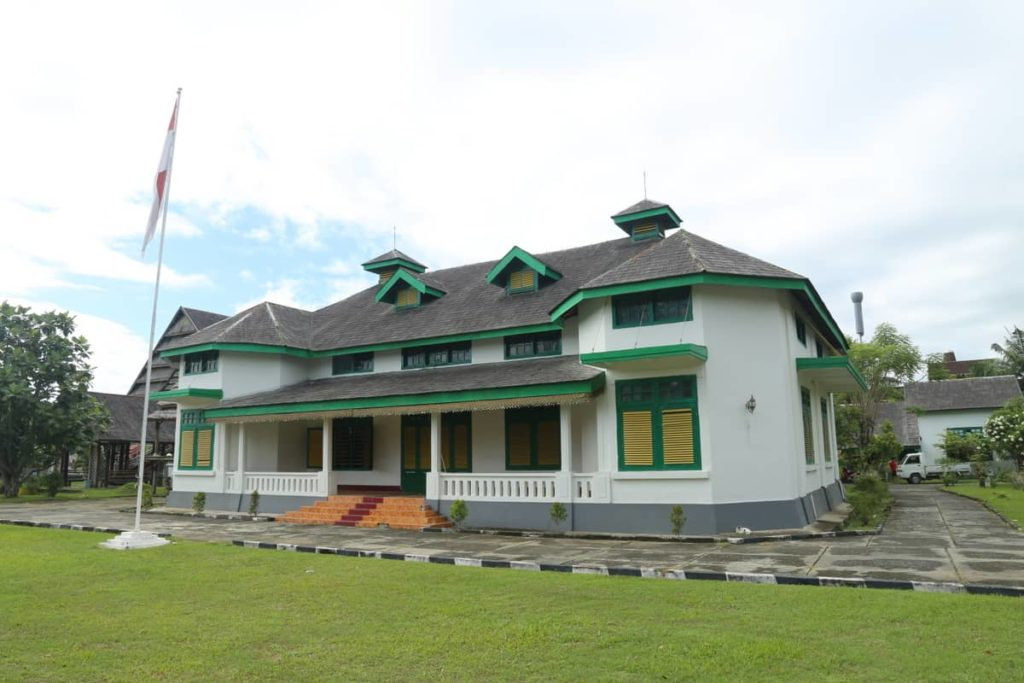 Luwu Palace Museum, photo by Abdul-Rahman Abdullah