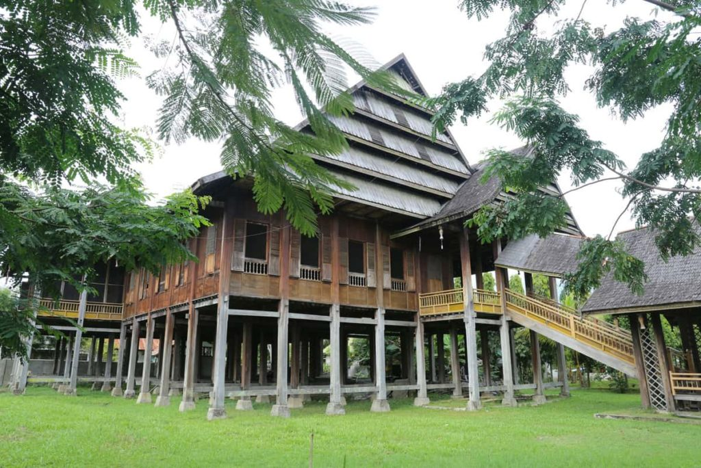 Old Luwu Palace, photo by Abdul-Rahman Abdullah