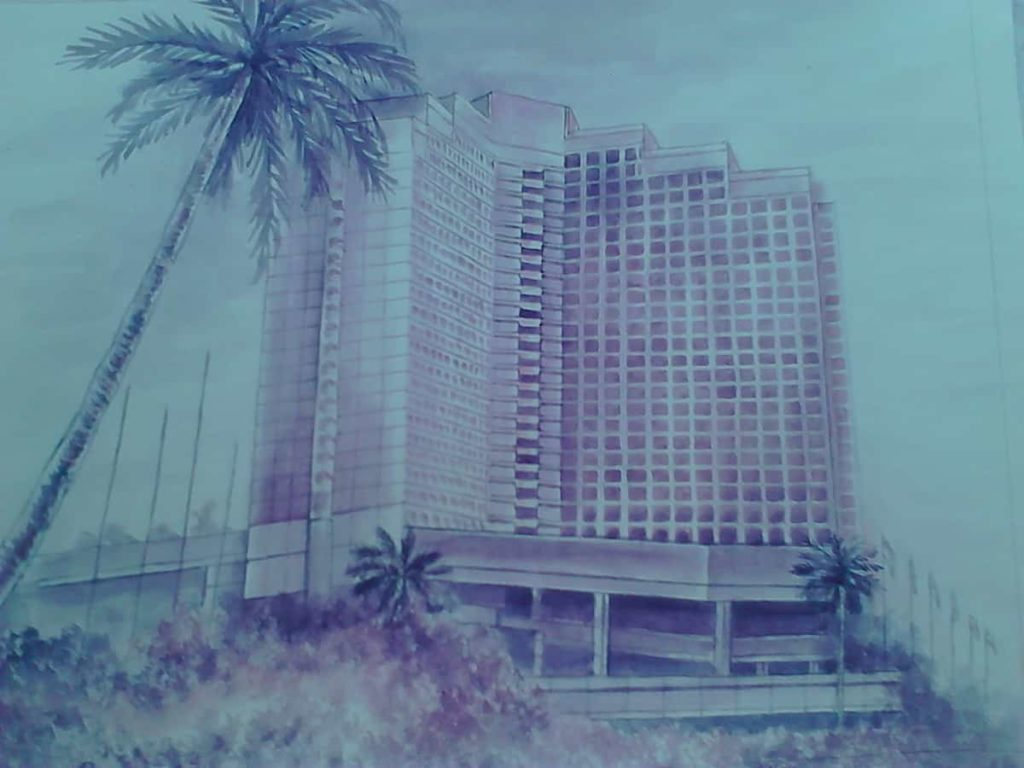 Karta Jayadi, Centre of Jakarta