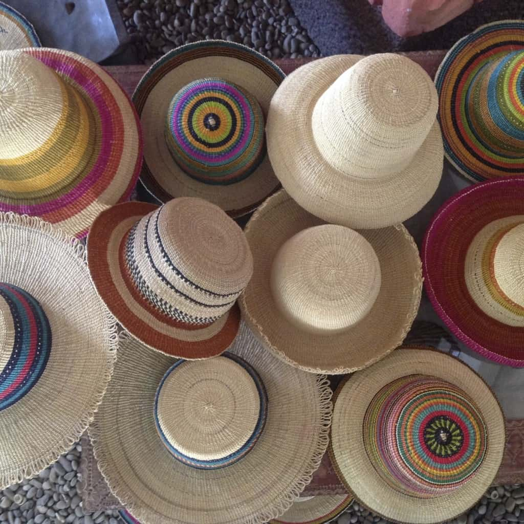 new hats taking form