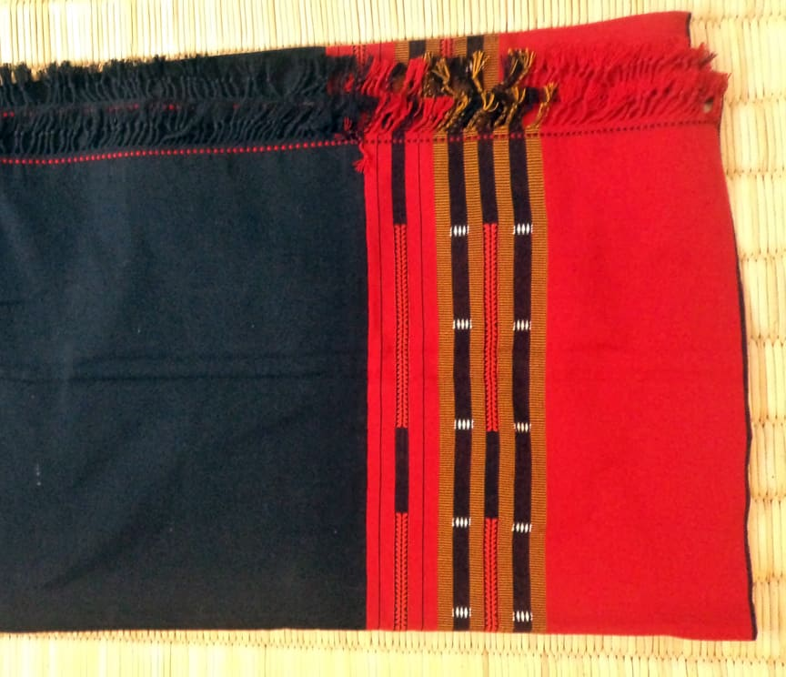 Textile from Nagaland  (courtesy of the Ants Store)