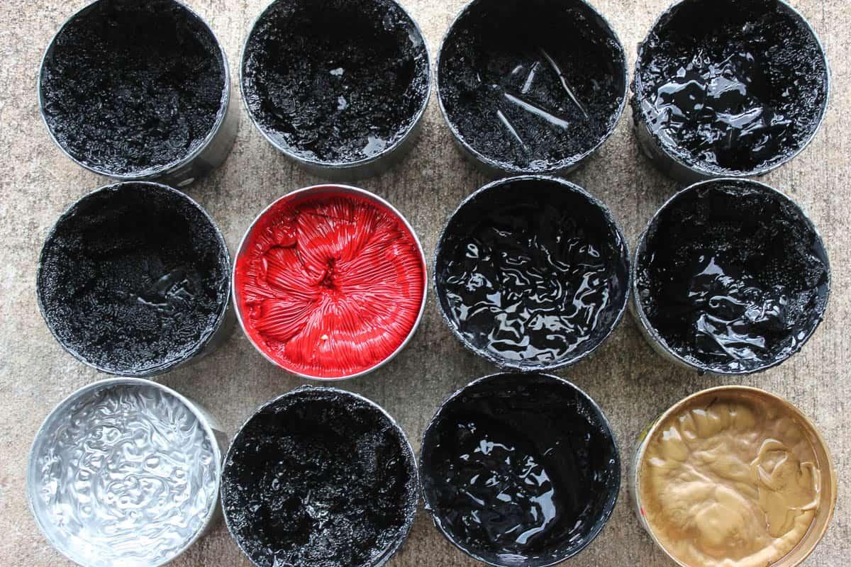 'Ink Pots', Badu Art Centre, remote delivery printmaking workshop