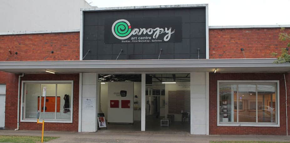 Canopy Arts Centre, Cairns
