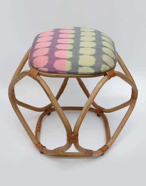 Diamond Turtle stool