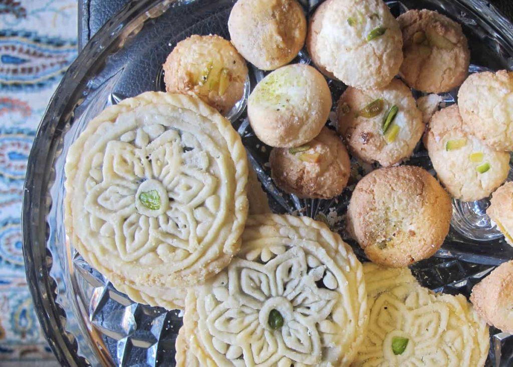 Akhtar Ismailzadeh, handmade Iranian delicacies