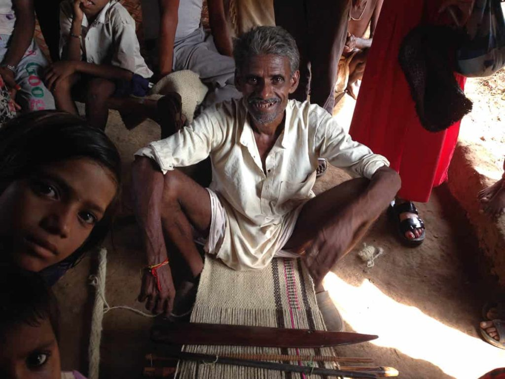 People of the village community, photo by Tanya Dutt