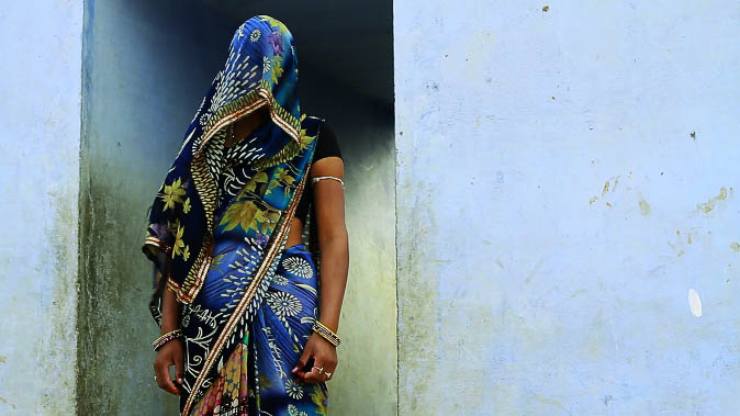Q Still - The Sari, A Film by Q