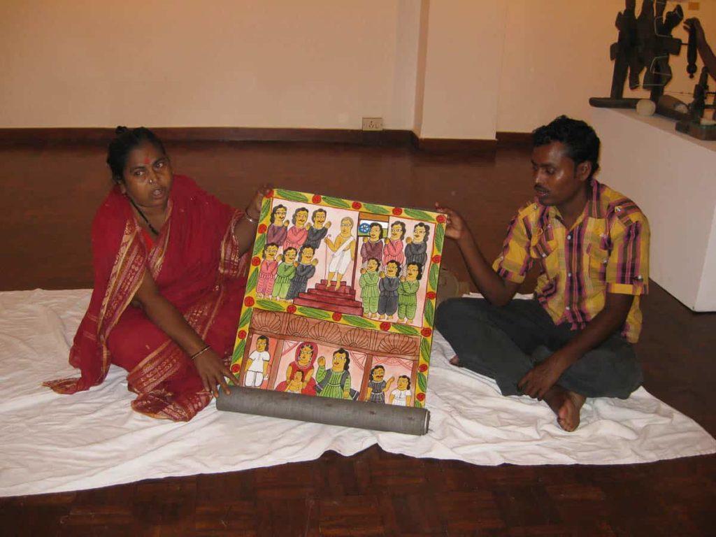 Rani and Probir, Bapu, 2012