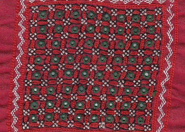 Dhordo Mutwa Embroidery