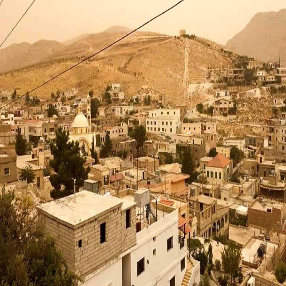 Fakiha village, Lebanon