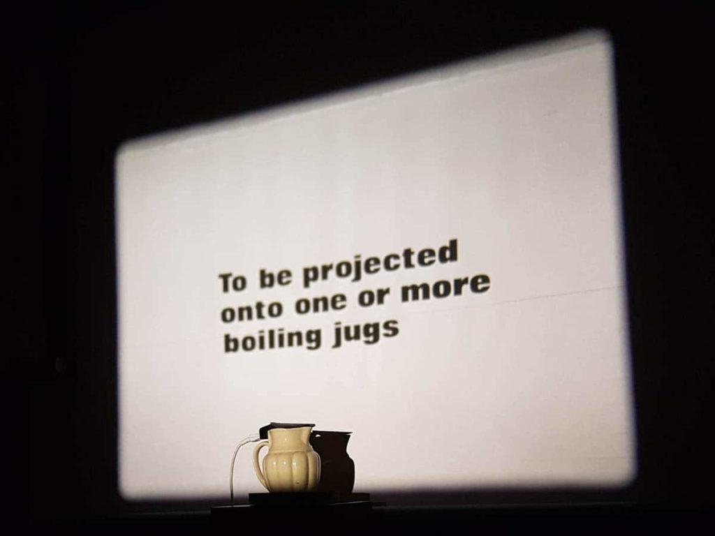 Boiling Jug film with boiling jug