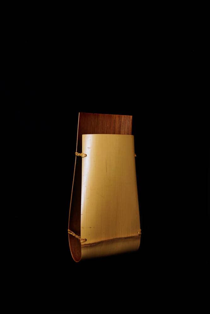 Hafu Matsumoto, Noshitake bamboo flower vase