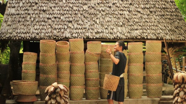 A revolution from the kitchen at Rumah Intaran We chat with Gede Kresna about his place in north Bali, Rumah Intaran, which practices a