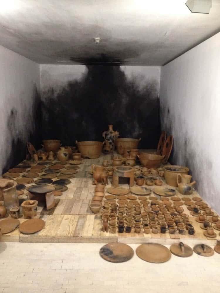 Coastal ceramics, Tiltepec, Oaxaca
