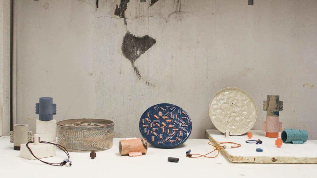 Fauzy Kamal, ceramics