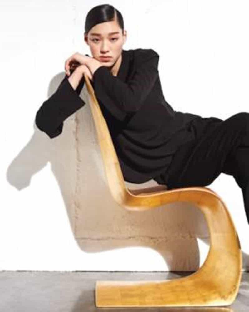 Kang, woo Rim, organic relation chair3