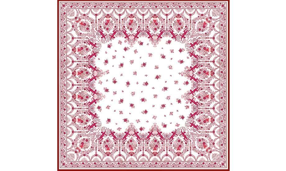 Textile by Raw Mango (Sanjay Garg) wiht Gayfield.