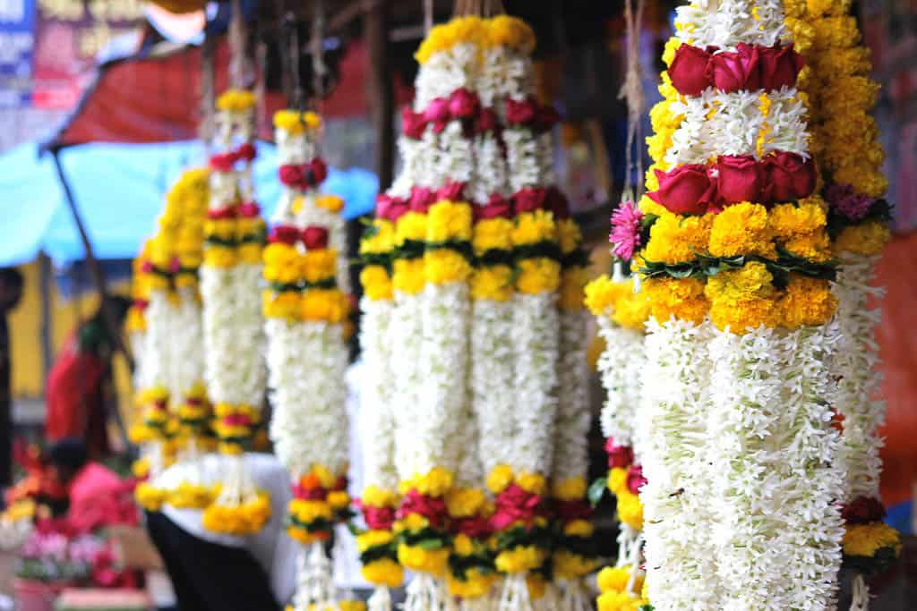 Mala The Floral Garlands Of India Garland Magazine