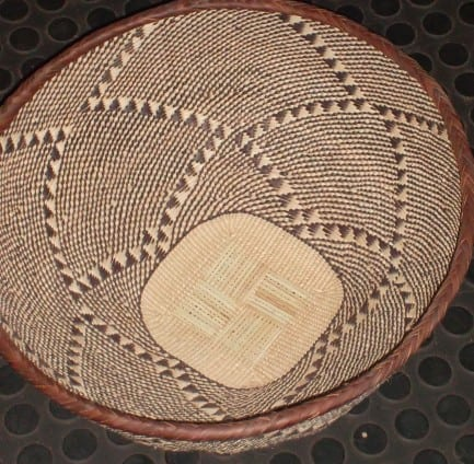 Garland Binga Baskets And Other Treasures Of Zimbabwean