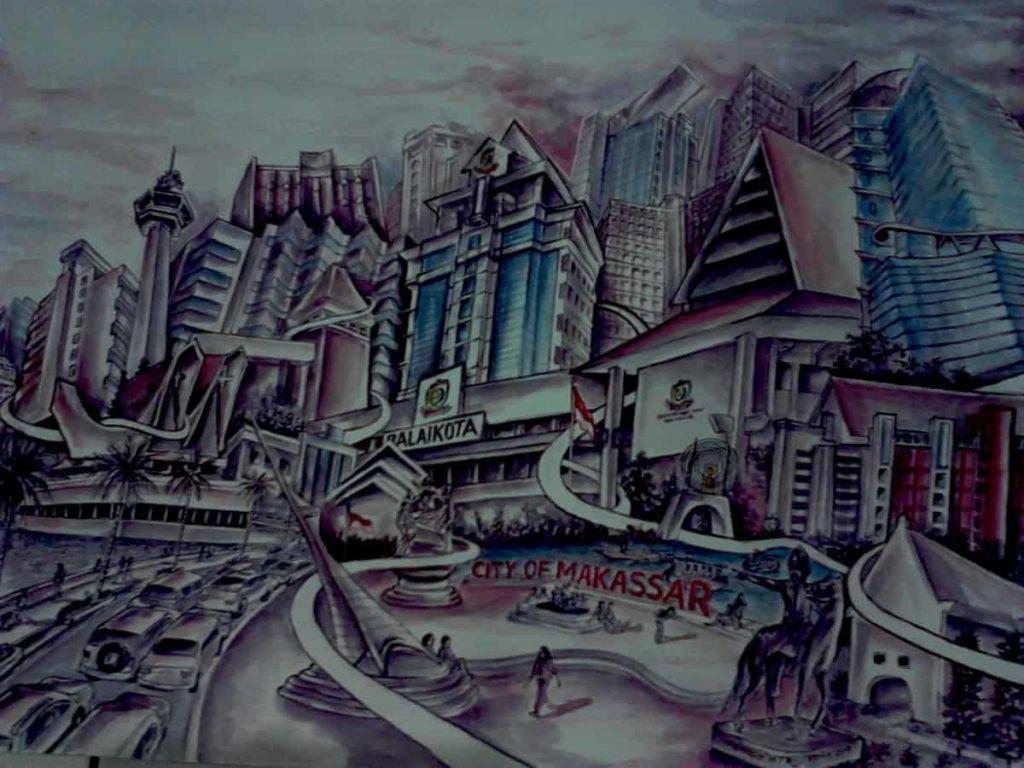 Karta Jayadi, Makassar City