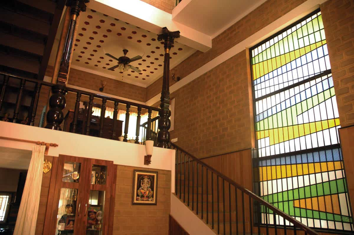Private residency by Chitra Vishwanathan