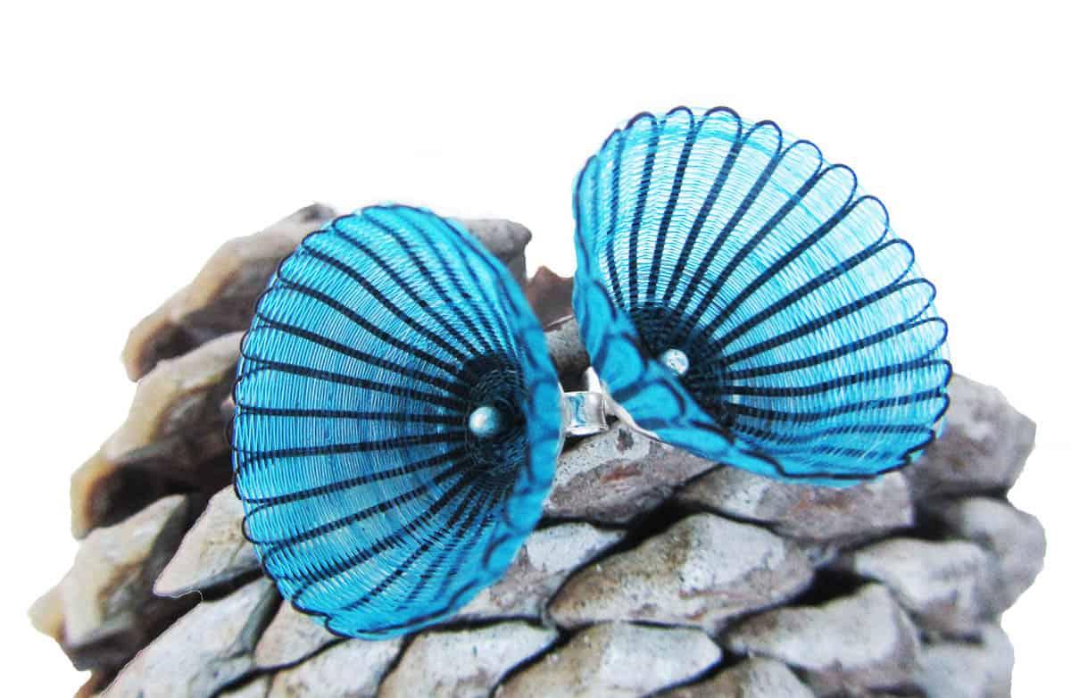Crin jewellery by Trinidad Estay