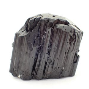 Unknowable Terrain - Before - Black Tourmaline (photo credit - Matt Pemberton)