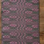 Afsaneh Modiramani, shawl, 39 x 152cm