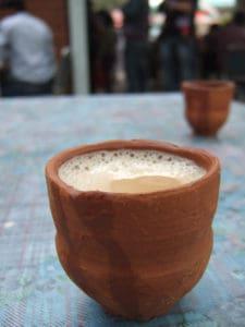 Chai in Delhi