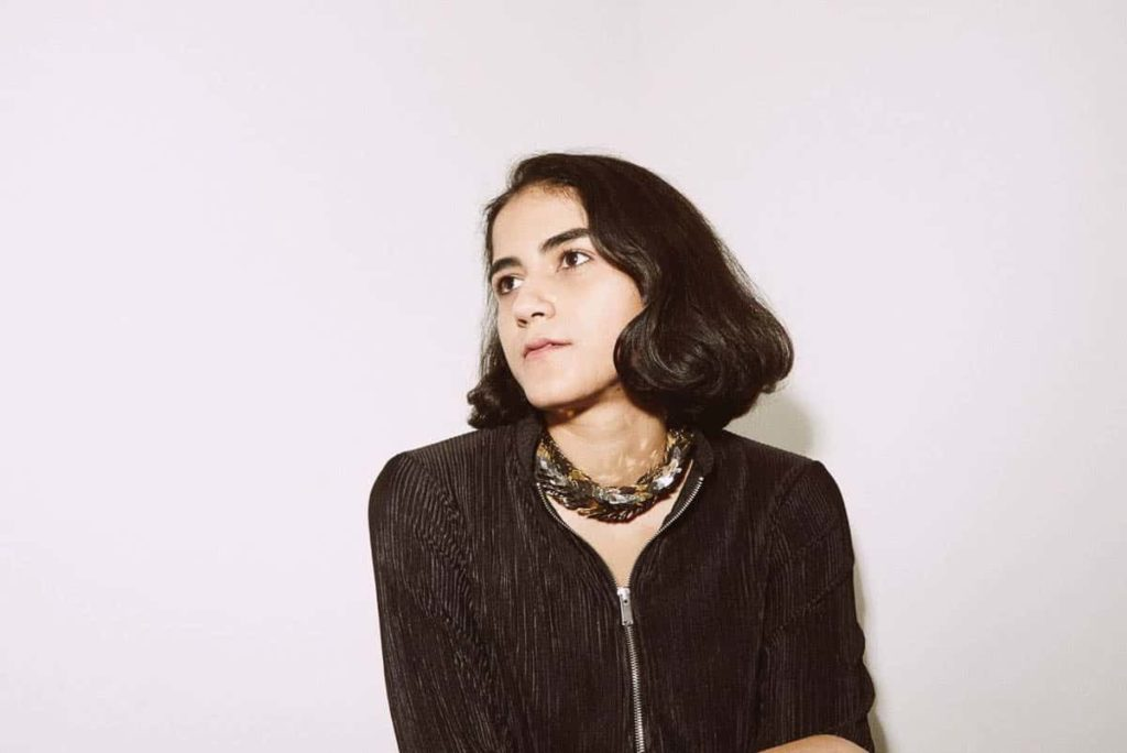 Zohra Rahman, Sterling Silver, 2016