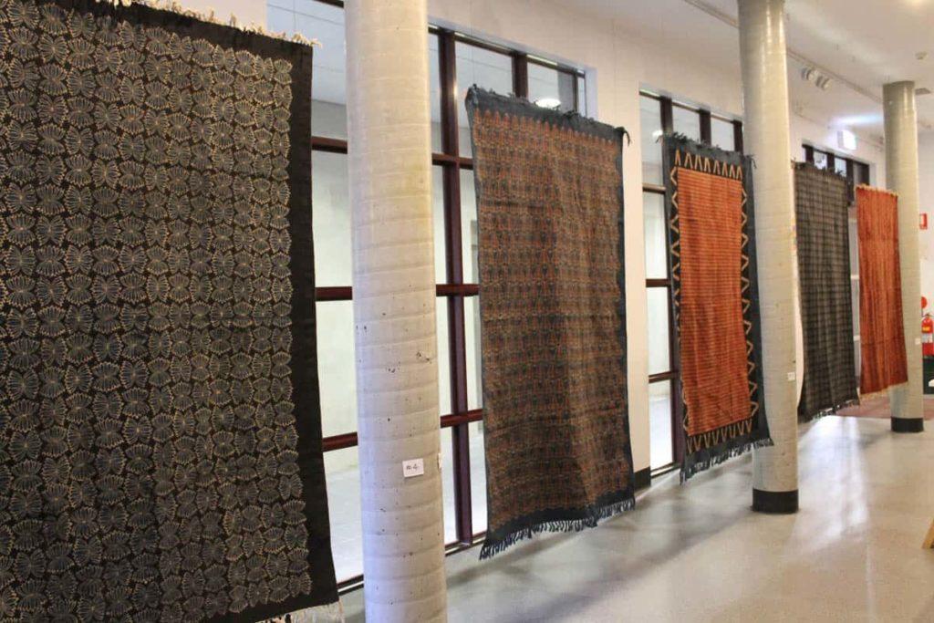 Rug exhibition