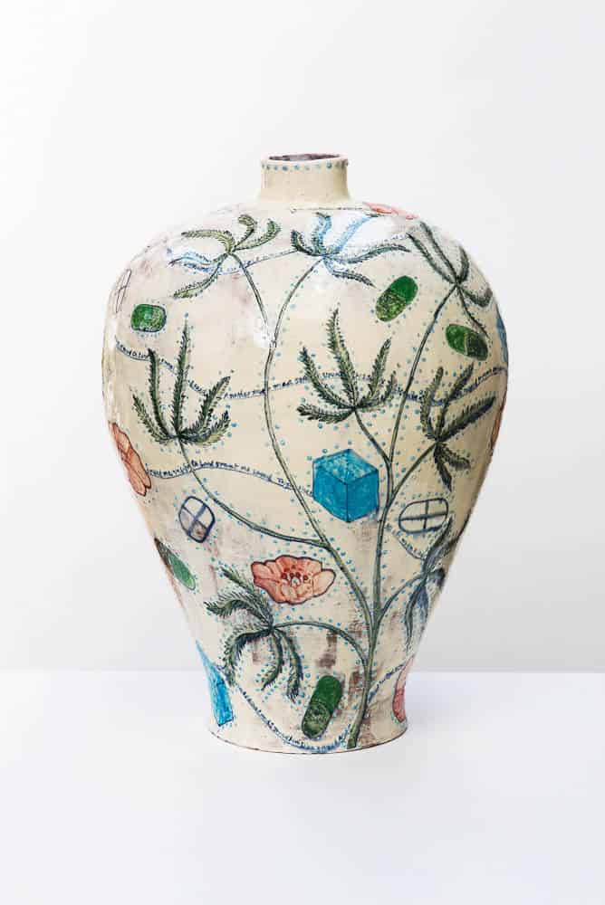 Gerry Wedd, Poppy vase