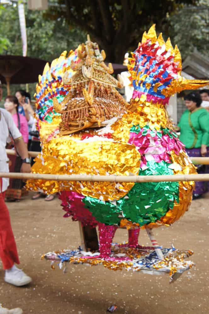 Main offering of Kra-Tin