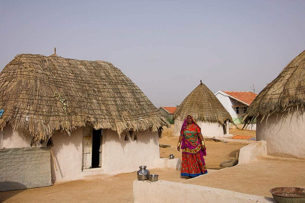 Zura Village village, photo: Neela Kapadia
