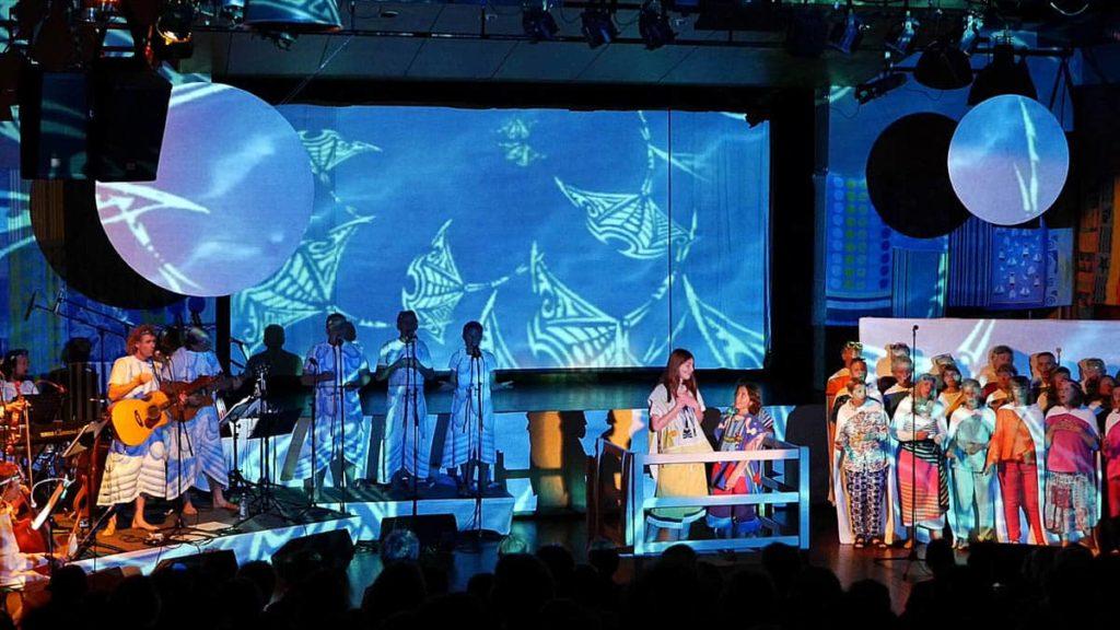 Greens Pool musical, photo:: Michael Hemmings