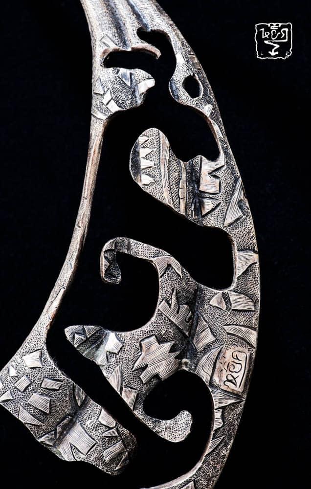Cece Nobre, necklace, photo: Jesse Rockwell