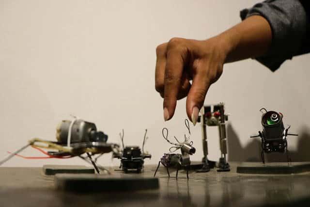 WAFT-LAB: a Hebocon robot contest as part of DIY Surabaya
