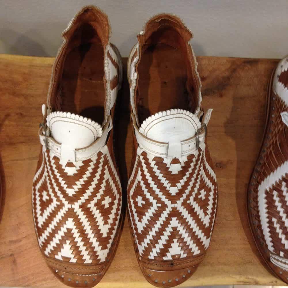 Sandals, Cisneros Workshop, Concepción de Buenos Aires, Jalisco