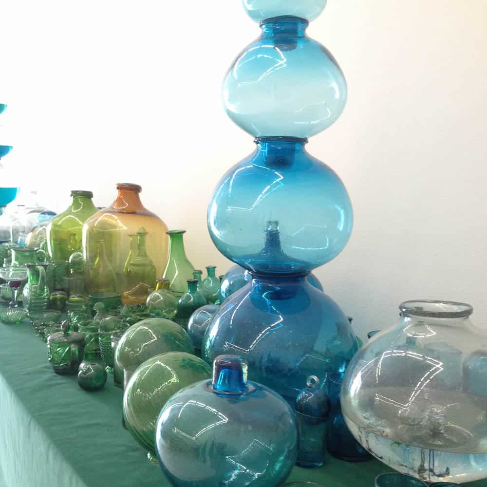 Blown glass, Corretones Workshop, Mexico City