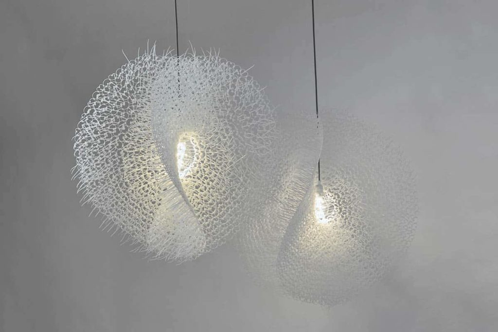 Kim, yoo Jung cable tie lamp
