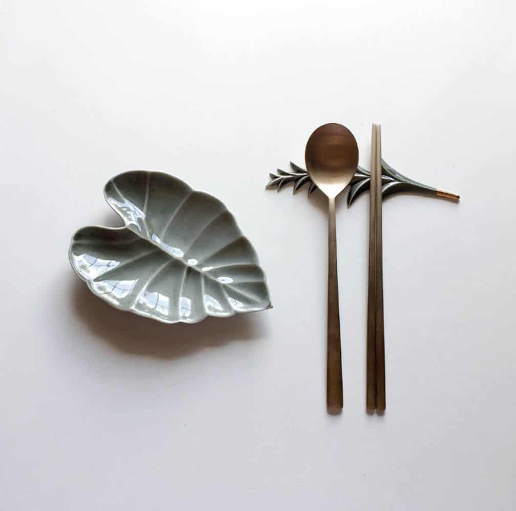 Soyoung Jung, Ceramic botanical garden