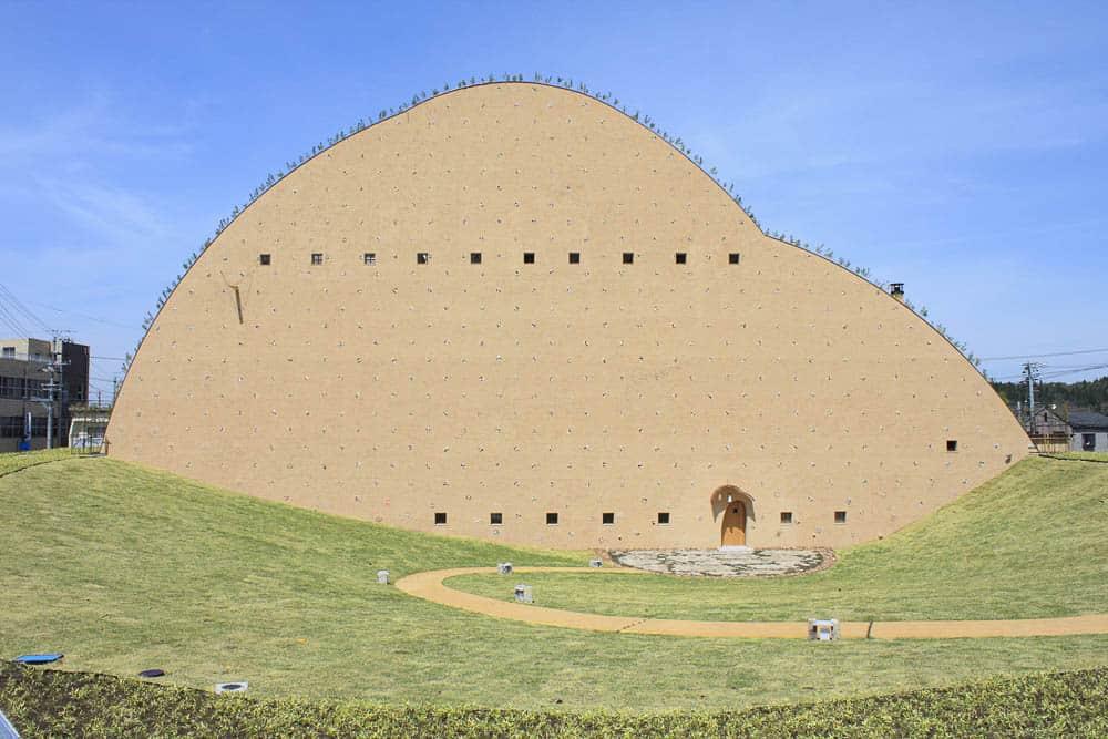 Mosaic Tile Museum, photo: Akitsugu Kojima