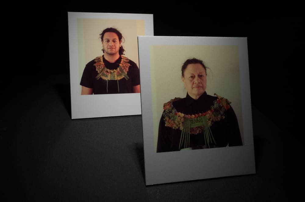 Sione Monu, Canberra Family Portraits, 2015, photograph,  100x150, photo: Piero Arico