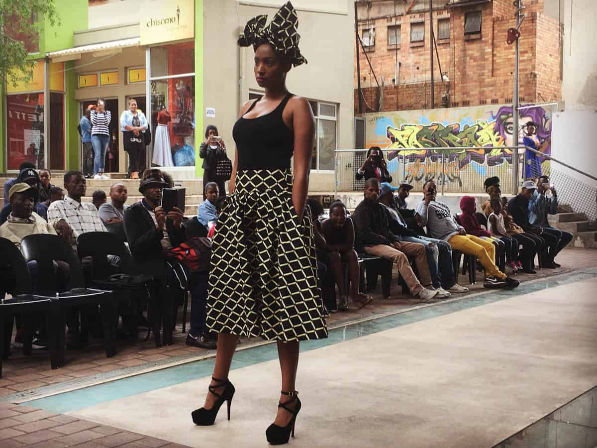 Fashion Kapitol Runway Event - Johannesburg, Design by Authentic 31 2017