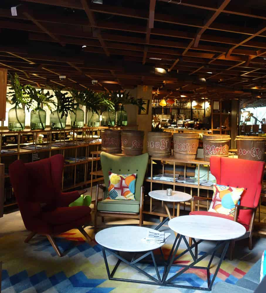 The retro look with recycled mid century modern furniture boutique in bali ← making retronesia modern dutch architecture in indonesia